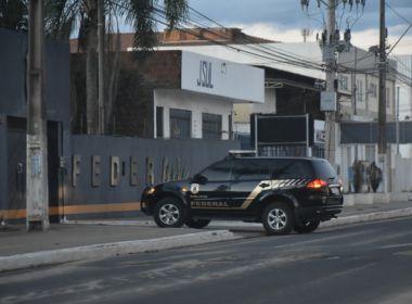 Conquista: PF prende 2 acusados de ataques a agências da Caixa Econômica Federal