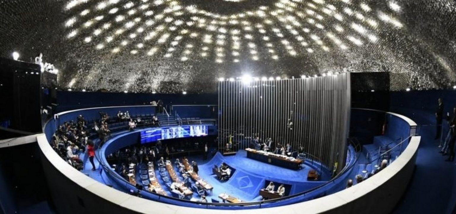 Reunião de instalação da CPI da Covid é aberta no Senado
