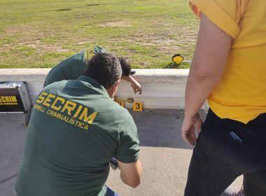 Perícia contratada por família de soldado Wesley morto na Barra faz simulação do caso