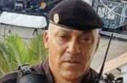Urgente na região: Chefe da guarda municipal é assassinado a facadas