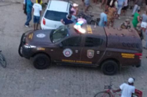 Urgente em Conquista: Identificados 3 homens baleados no Bairro Campinhos