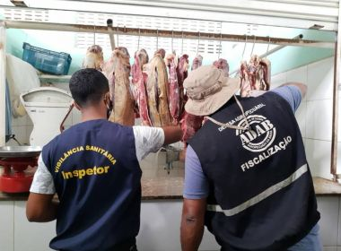 Com abatimento clandestino de carnes, Bahia tem problema na saúde pública, diz associação