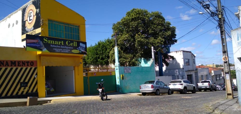 Itapetinga: Smart Cell em Novo Endereço! Rua  Olímpio Vieira