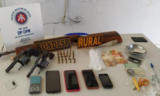Urgente: 3 homens morrem em confronto com a Rondesp