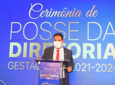 Eures Ribeiro toma posse como representante do Nordeste na CNM