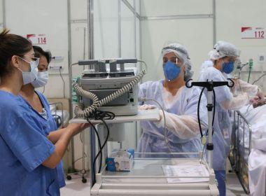 Cenário atual da pandemia no Brasil é de alto risco, diz Fiocruz