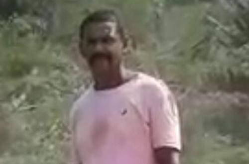 Urgente: Líder comunitário é assassinado no quintal de casa