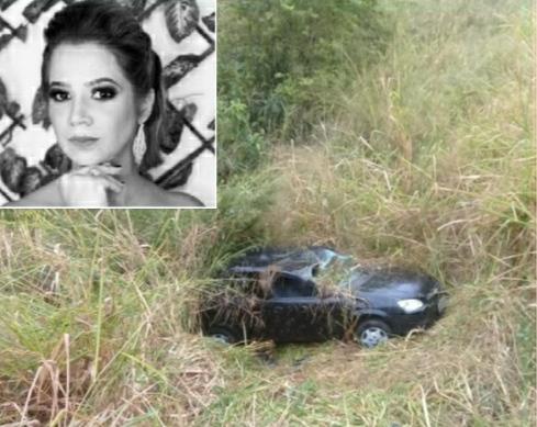 Firmino Alves: Secretária de Saúde Cátia Schaeppi sofreu acidente na BA 263