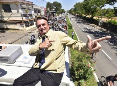 PF indica que empresário bancou campanha de Bolsonaro em 2018 sem declarar à Justiça