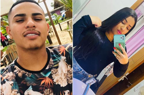Identificado casal assassinado a tiros na noite de ontem