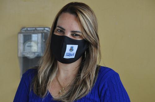 Conquista: Prefeita anuncia adiamento do retorno às aulas